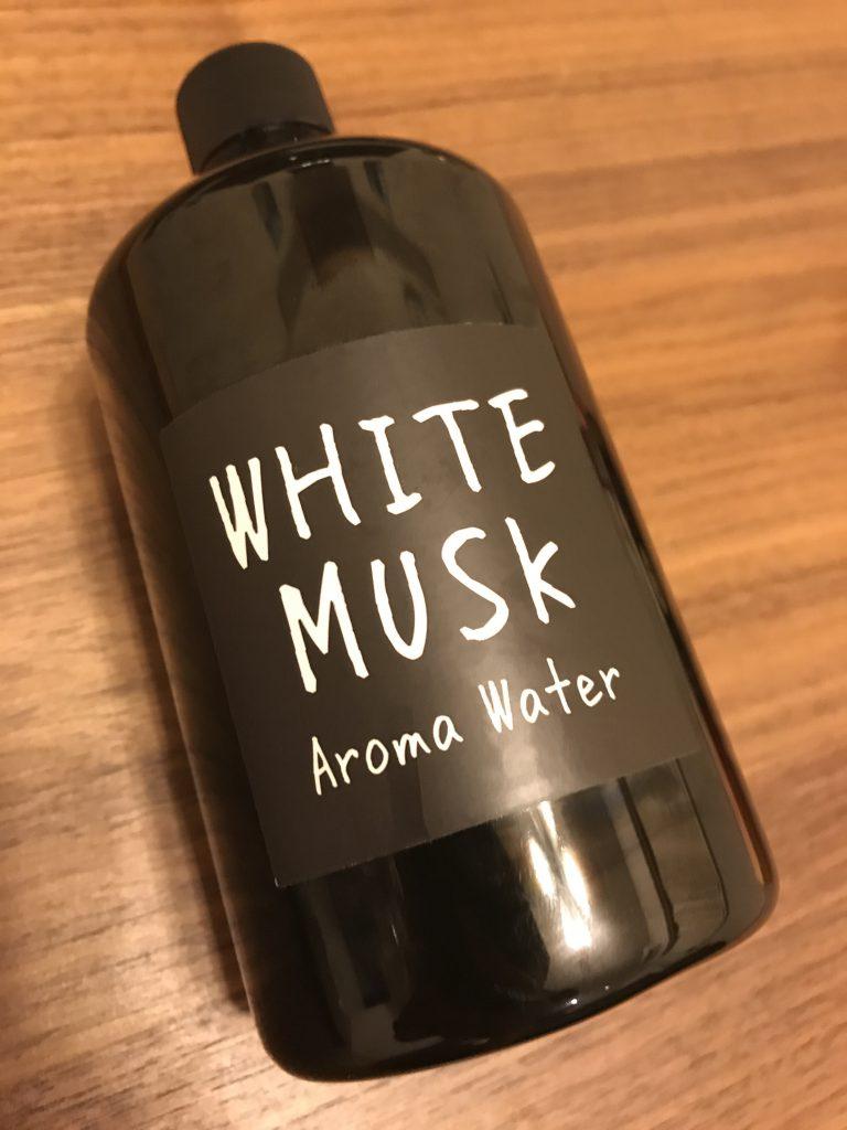 WHITE MUSK(アロマウオーター)