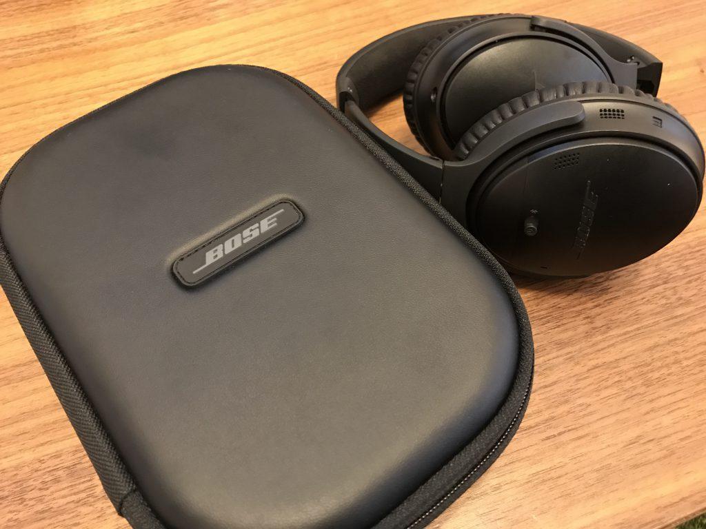 Bose ワイヤレスヘッドフォン