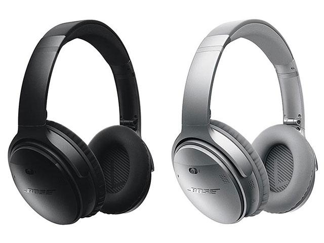 Bose QuietComfort 35 wireless headphones ワイヤレスノイズキャンセリングヘッドホン
